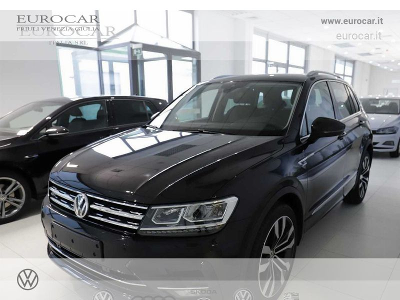 Volkswagen Tiguan 2.0 tdi Sport 150cv