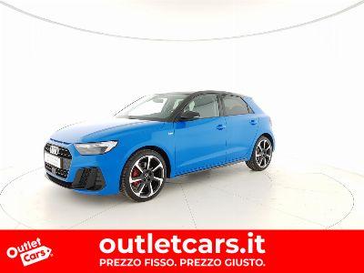Audi A1 SB 30 1.0 tfsi S line edition s-tronic