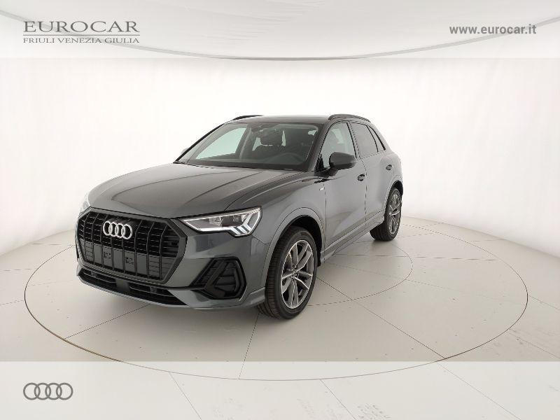 Audi Q3 35 1.5 tfsi S line edition