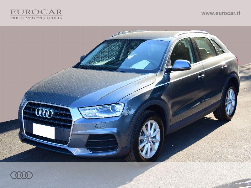 Audi Q3 2.0 tdi Business 120cv