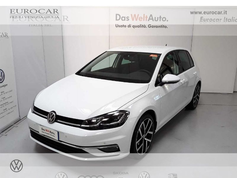 Volkswagen Golf 5p 1.6 tdi Executive 115cv