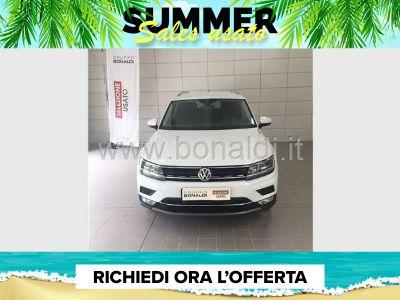 Volkswagen Tiguan 2.0 TDI EXECUTIVE DSG 150CV BMT 4