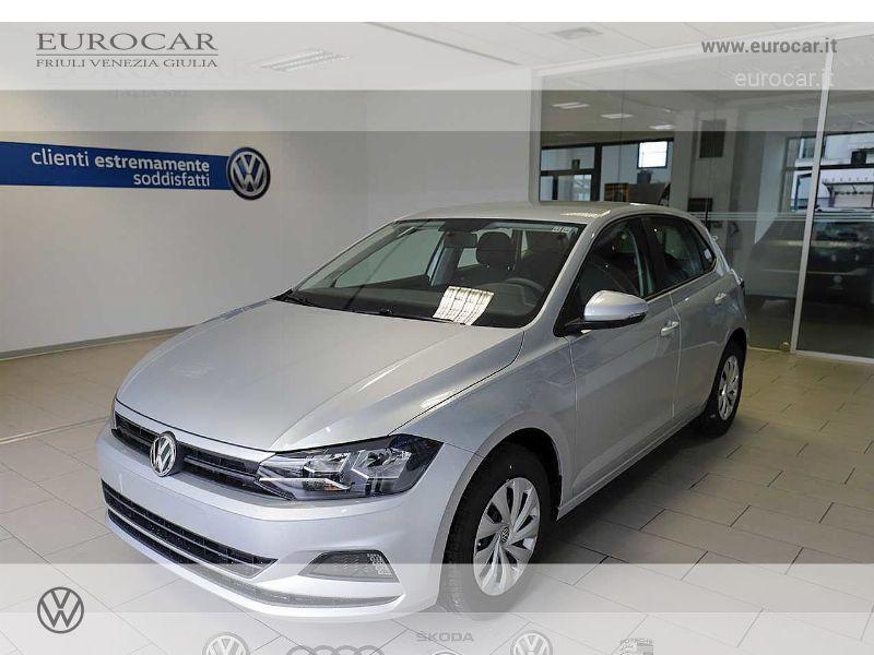 Volkswagen Polo 5p 1.6 tdi Trendline 80cv