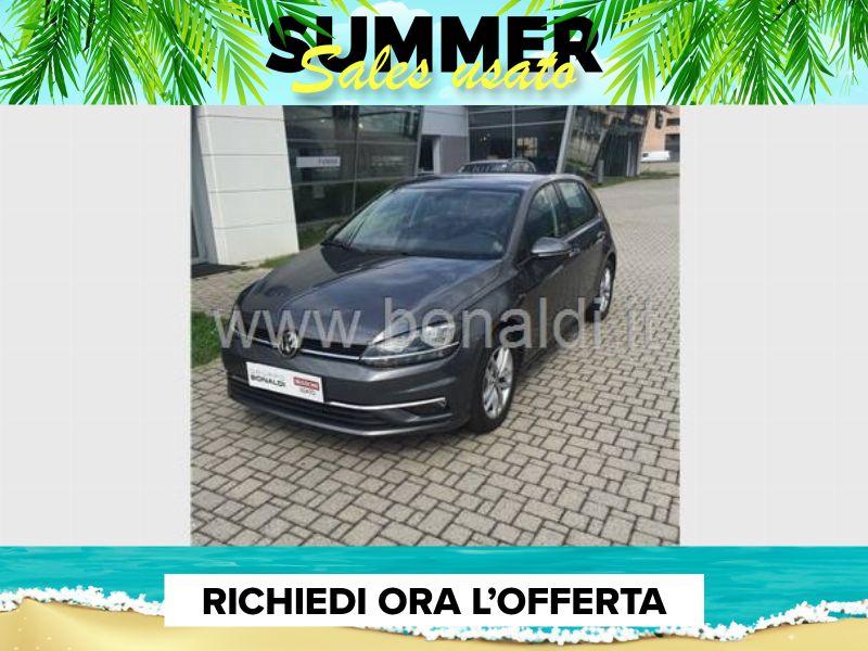 Volkswagen Golf 1.6 TDI BUSINESS 115CV