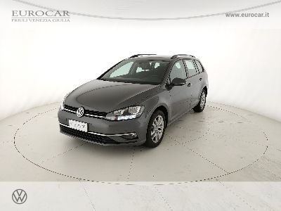 Volkswagen Golf var. 1.6 tdi Business 115cv dsg