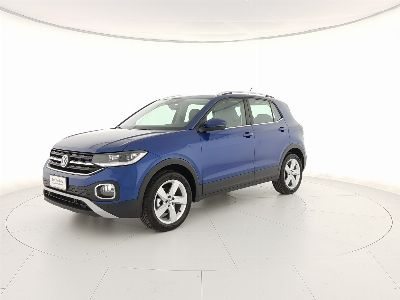 Volkswagen T-Cross 1.6 tdi Advanced 95cv