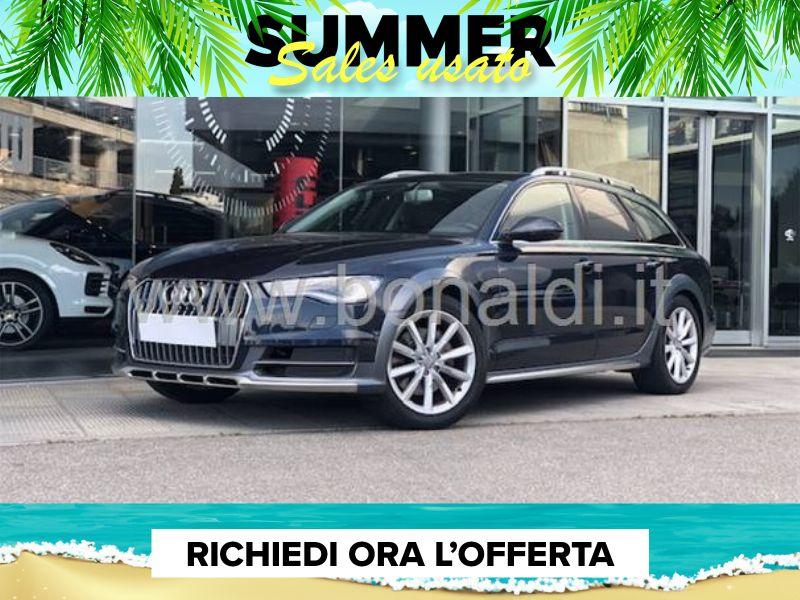 Audi A6 allroad allroad 3.0 tdi Business plus quattro 272cv s-tronic