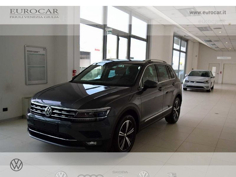 Volkswagen Tiguan 1.5 tsi Advanced 150cv dsg