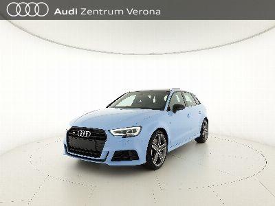 Audi S3 SB 2.0 tfsi quattro 300cv s-tronic L. 60.233€