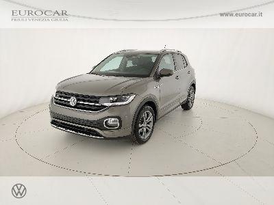 Volkswagen T-Cross 1.0 tsi Advanced 115cv