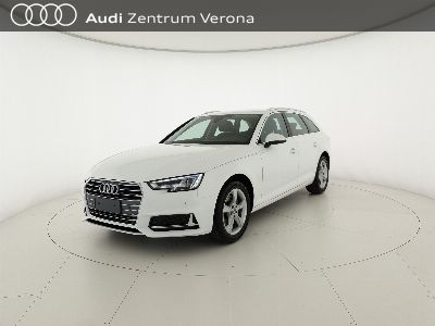Audi A4 avant 35 2.0 tfsi mhev Business 150cv s-tronic L. 45.962€