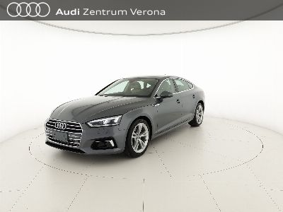 Audi A5 SB 40 2.0 g-tron Business Sport 170cv s-tronic L. 60.970€