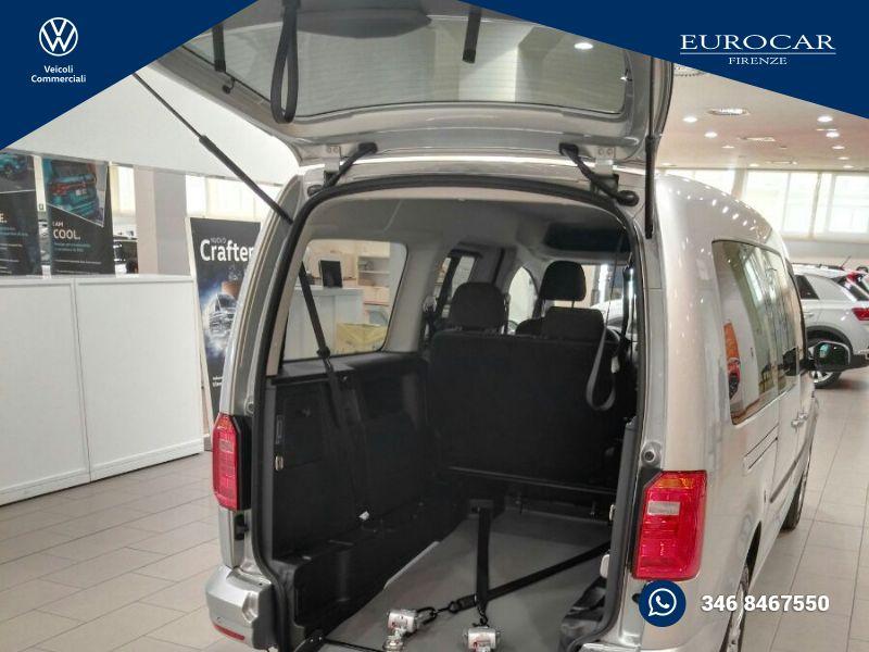 Volkswagen Caddy 2.0 tdi 102cv trendline maxi E6