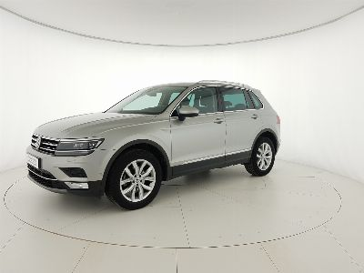 Volkswagen Tiguan 2.0 tdi Executive 4motion 150cv dsg