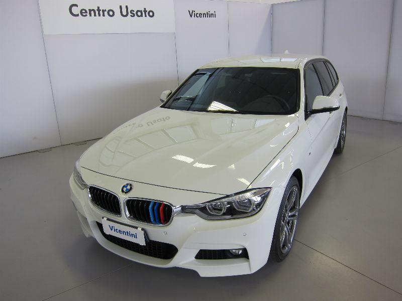BMW Serie 3 320d touring Msport auto
