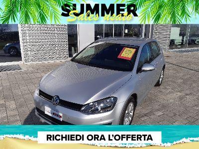 Volkswagen Golf 1.6 tdi (btdi) Comfortline 110cv 5p dsg Veicolo usato