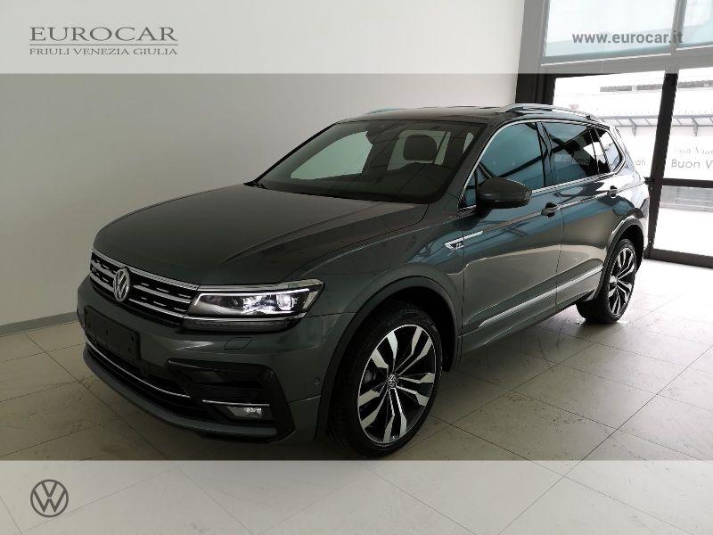 Volkswagen Tiguan all. 2.0 tdi Advanced 150cv dsg