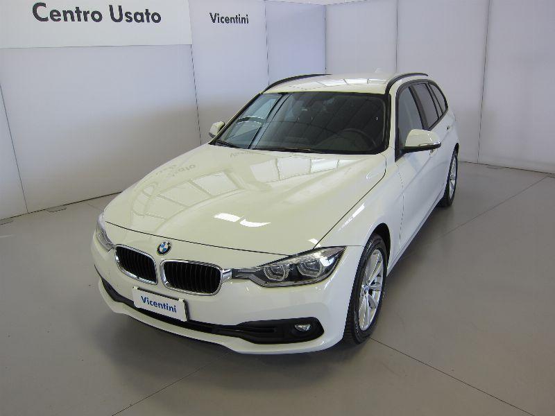 BMW Serie 3 318d touring Sport auto