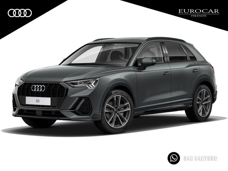 Audi Q3 35 1.5 tfsi S line edition s-tronic