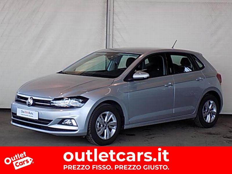 Volkswagen Polo 5p 1.0 mpi Comfortline 65cv