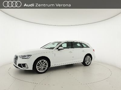 Audi A4 avant 30 2.0 tdi S line edition 122cv s-tronic L. 46.214€