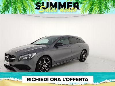 Mercedes-Benz CLA SB 200 d Premium 4matic auto FL