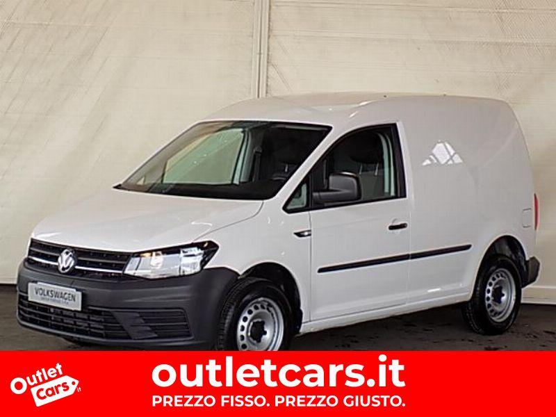 Volkswagen Caddy 2.0 tdi 102cv van Business E6