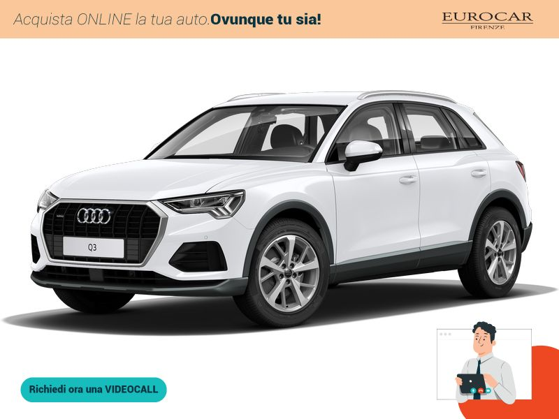 Audi Q3 40 2.0 tdi Business quattro s-tronic
