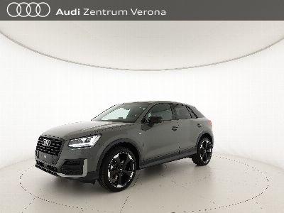 Audi Q2 35 1.5 tfsi Identity Black s-tronic L. 42.522€