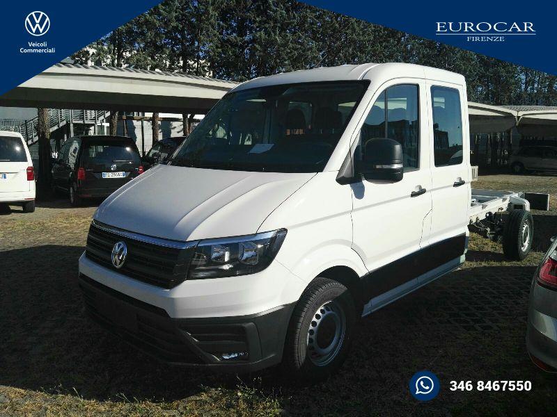 Volkswagen Crafter 35 2.0 tdi 140cv d.cab. Business L4