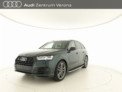 Audi Q7 50 3.0 tdi Sport Plus quattro tiptronic L. 100.863€