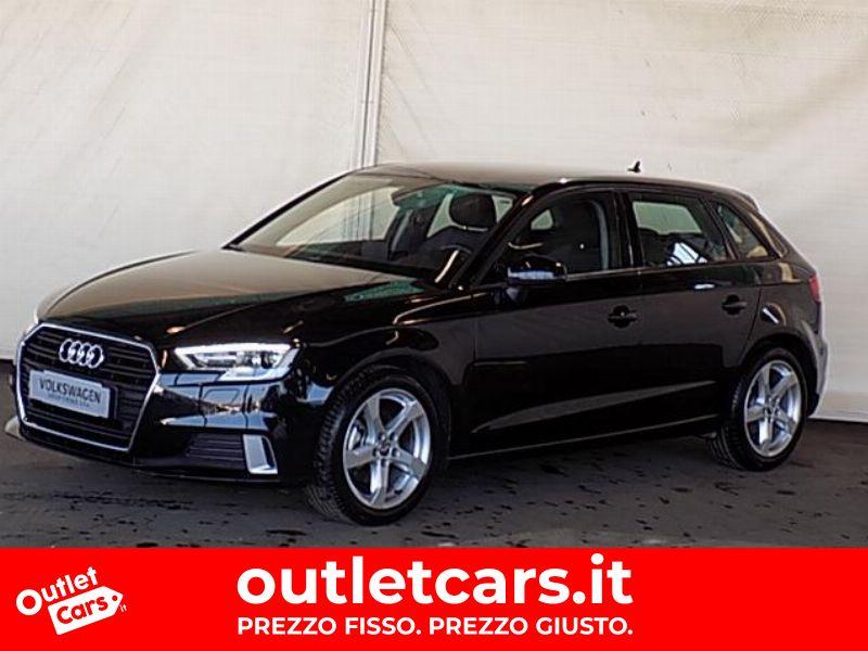 Audi A3 SB 30 1.6 tdi Sport 116cv s-tronic