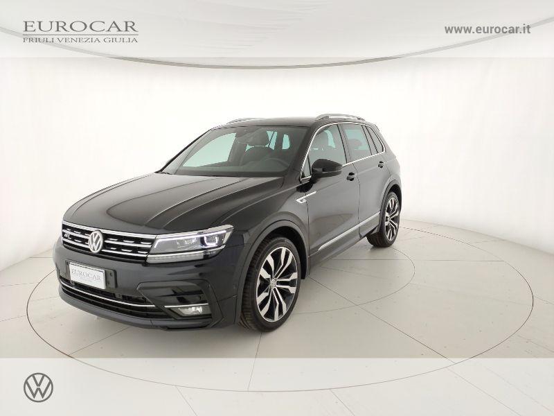 Volkswagen Tiguan 2.0 tdi Advanced 4motion 150cv dsg