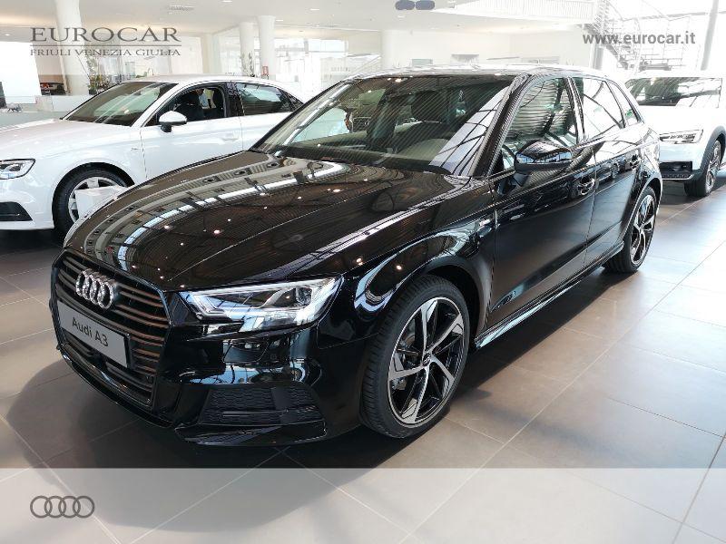 Audi A3 SB 30 1.0 tfsi Admired 116cv s-tronic