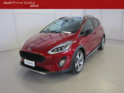 Ford Fiesta active 1.5 tdci 120cv