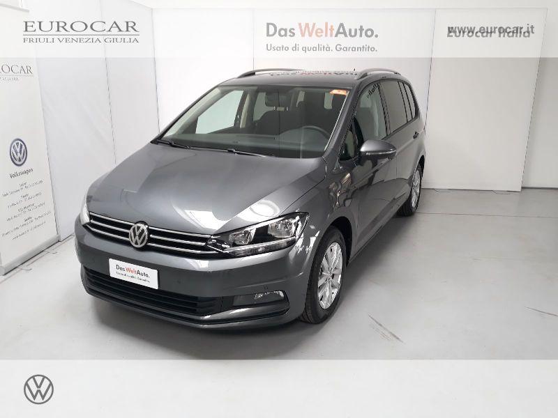 Volkswagen Touran 1.6 tdi Business 115cv
