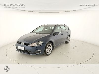 Volkswagen Golf var. 1.6 tdi Highline