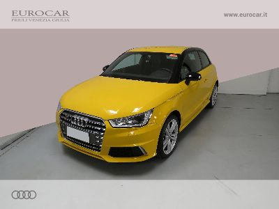 Audi A1 S1 2.0 tfsi quattro