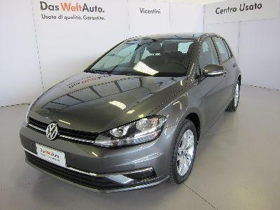 Volkswagen Golf 5p 1.6 tdi Business 115cv dsg