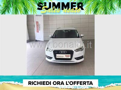 Audi A3 SPB 2.0 TDI 184 CV clean diesel quatt