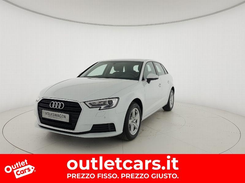 Audi A3 SB 30 1.0 tfsi Business 116cv s-tronic my19
