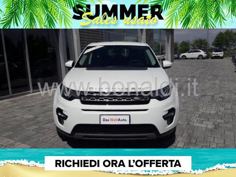 Land Rover Discovery Sport sp. 2.0 td4 SE awd 180cv auto