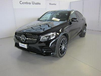 Mercedes-Benz GLC coupe 250 d Premium 4matic auto