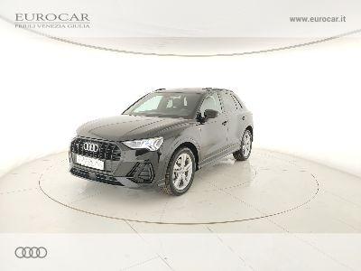 Audi Q3 45 2.0 tfsi S line edition quattro s-tronic