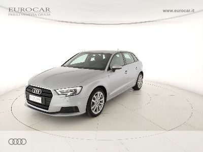 Audi A3 SB 30 1.0 tfsi Business 116cv my19