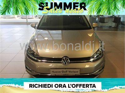 Volkswagen Golf var. 1.6 tdi Business 110cv dsg