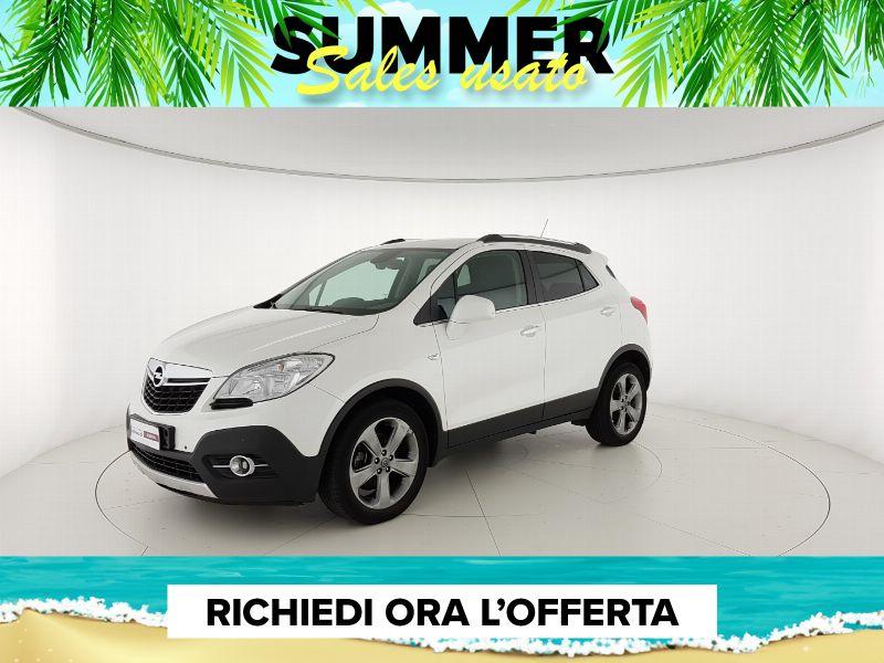 Opel Mokka 1.7 cdti Cosmo s&s 4x4 130cv m6 Veicolo usato