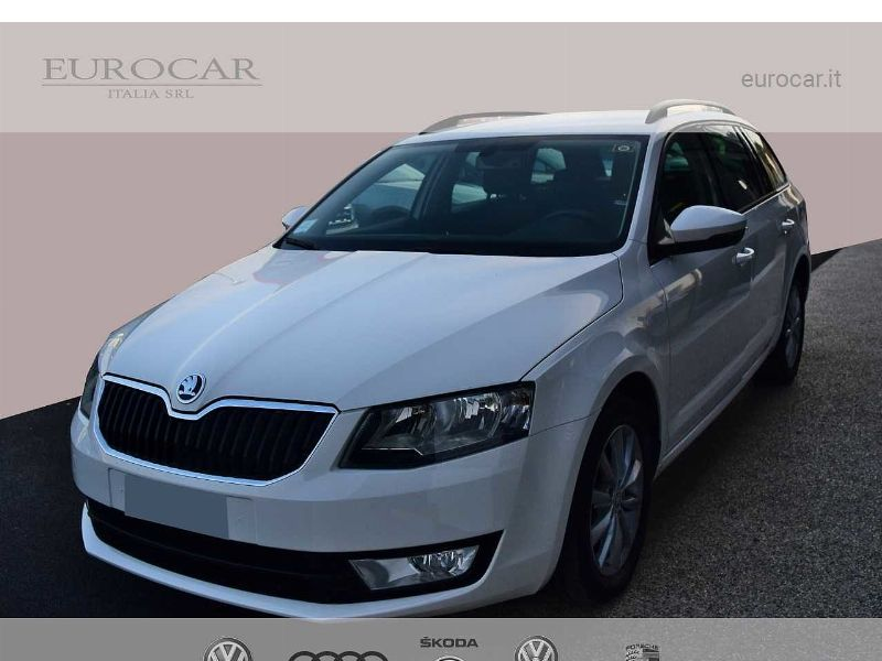 Skoda Octavia wagon 1.6 tdi CR Executive 105cv dsg