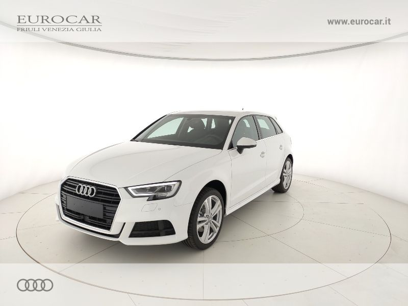 Audi A3 SB 1.5 g-tron Admired 131cv s-tronic