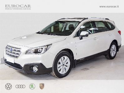 Subaru Outback 2.0d Style lineartronic